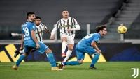يوفنتوس يهزم سبيزيا بثلاثية في الدوري الإيطالي