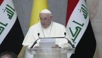 بابا الفاتيكان يدعو من العراق لاحترام الحرية الدينية ويندد بالإرهاب