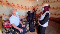موظفة إغاثية يمنية تنزح سبع مرات بسبب الحرب