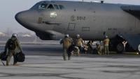 قاذفتان أمريكيتان تحلقان في المنطقة بمشاركة مقاتلات سعودية وقطرية وإسرائيلية