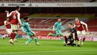 ليفربول يستعد للريال بثلاثية نظيفة في شباك أرسنال بالدوري الإنجليزي