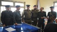 شرطة تعز تضبط مطلوبين أمنيا متهمين بقضايا جنائية