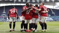 مانشستر يونايتد يثأر من توتنهام بالثلاثة بالدوري الإنجليزي