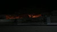 شبوة: مقتل شخص وإصابة آخر إثر انفجار بمحطة توليد الأكسيجين في مدينة عتق