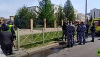 8 قتلى و20 جريحا بإطلاق النار داخل مدرسة في قازان الروسية