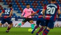ليفانتي يحرم برشلونة من الصدارة في الدوري الإسباني
