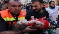 بينهم 55 طفلا.. ارتفاع شهداء العدوان الإسرائيلي على غزة إلى 188