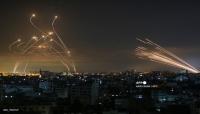 """""""القسام"""" تمطر جنوبي الاحتلال الإسرائيلي برشقات صاروخية"""
