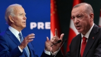 """أردوغان ينتقد موافقة بايدن على بيع أسلحة لـ""""إسرائيل"""""""