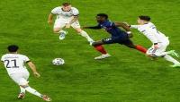 فرنسا تفوز على ألمانيا بنيران صديقة في أمم أوروبا