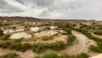 أحوال الطقس : أمطار مصحوبة بالعواصف الرعدية خلال الساعات المقبلة