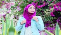 شابة يمنية تحترف المكياج السينمائي وتحلم بصنع الأفلام