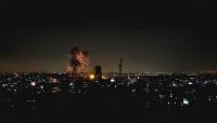 طائرات الاحتلال الإسرائيلي تقصف مناطق غرب خان يونس وغزة