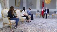 """""""نيويورك تايمز"""": رئيس تونس لم يسمح لنا بطرح أي سؤال"""