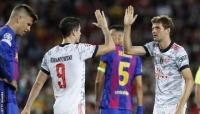 """بايرن يؤكد تفوقه على برشلونة بثلاثية نظيفة في """"كامب نو"""""""