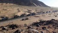 قوات أمنية في صحراء عسيلان - أرشيفية