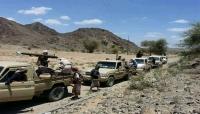 الجيش الوطني يستعيد السيطرة على مواقع في ناطع بالبيضاء